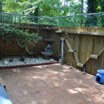 забор для кошек