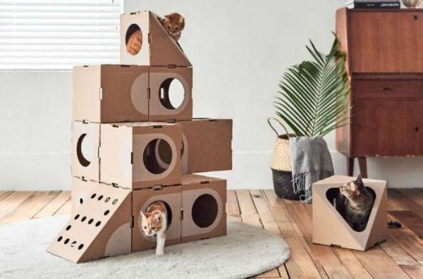 домик для кошки фото 4